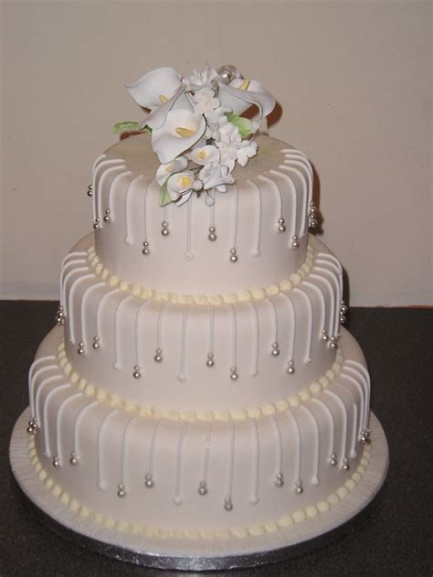 Wedding Cake Designs by 3 Tier Wedding Cake Designs Wedding And Bridal Inspiration