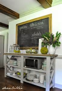 kitchen sideboard ideas dear lillie a sideboard for our kitchen
