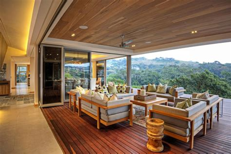 comfortable homes modern comfortable house in south africa albizia house by