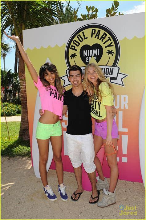 imagenes de chicas en miami foto 9 de fotos joe jonas rodeado de chicas en la fiesta