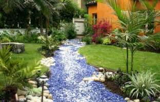 how to create a creek bed garden j n roofing