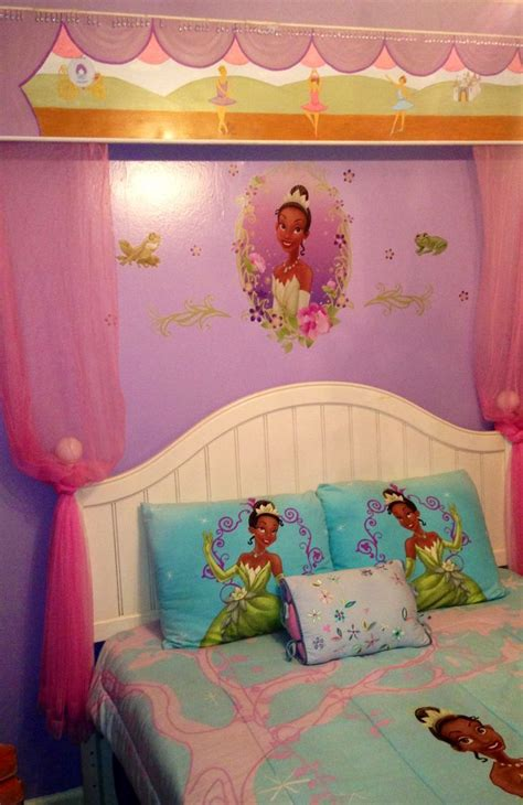 princess themed bedrooms disney s princess tiana themed bedroom bedroom designs pinterest disney disney princess