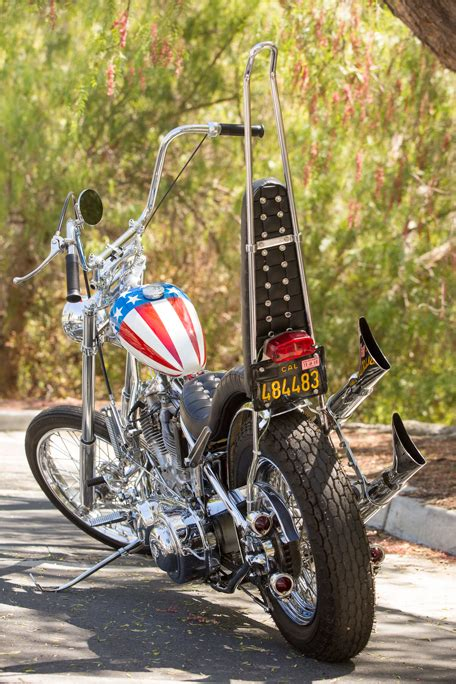 Motorrad Film Sunday by Easy Rider Captain America Mobike Sits Centre Stage