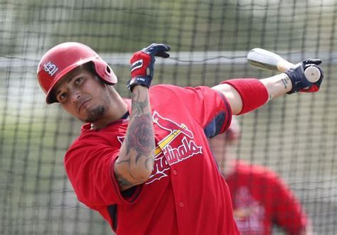yadier molina tattoos meaning 34 best images about st louis cardinals on