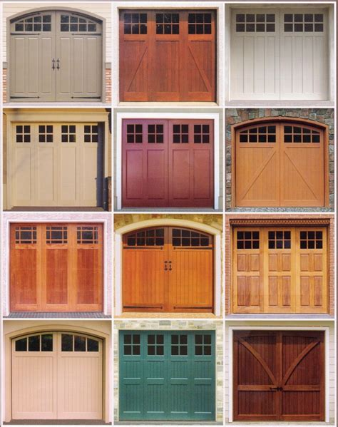 Barn Door Garage Door Pictures - carriage barn style american excellence l l c garage