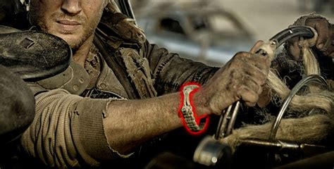 """Mad Max"" Cobra Stitch Paracord Bracelet Tutorial   RECOIL OFFGRID"