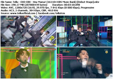 download mp3 exo hey mama download perf exo cbx the one hey mama kbs music