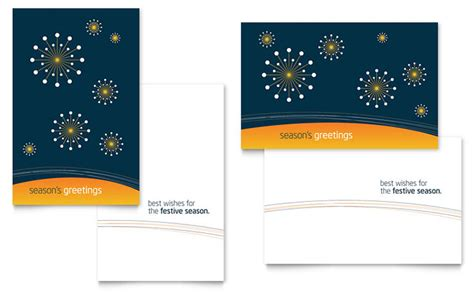 Seasons Greetings Card Templates Free by Free Greeting Card Templates 40 Greeting Card Exles