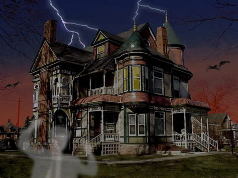 Haunted House 3 by Grand Wazoo Clothing And Other Woundrous Things