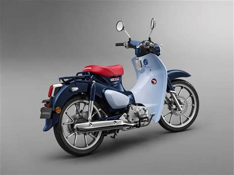 Honda Motorrad News 2019 by All New 2019 Honda Cub 125 Review Of Specs