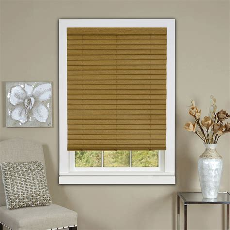 Blinds And Shades Store Cordless 2 Quot Vinyl Venetian Blind With 2 In Valance