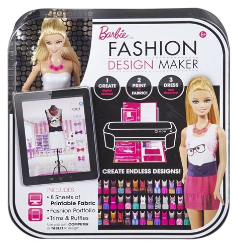 design doll software barbie 174 fashion design maker doll