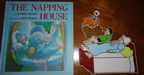 napping house izzie mac and me storytime from a to z the napping house