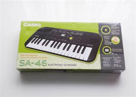 Keyboard Casio Sa 35 casio sa 46 keyboard catawiki