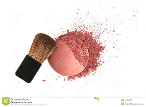 Weekend Roundup Lipstick Powder N Paint by Cosmetic Powder Brush And Crushed Blush Palette Royalty