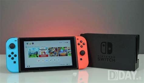 prima console nintendo e ombre di switch la prima console ibrida di
