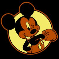 mickey mouse vire pumpkin template mickey mouse wink stoneykins pumpkin carving patterns