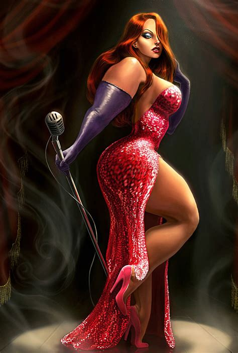 jessica rabbit s over weight by brunorms on deviantart