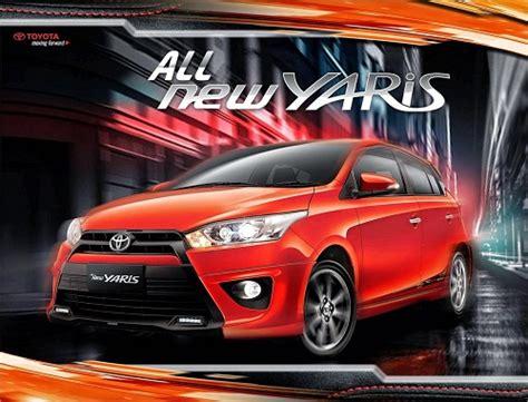 Lis Kaca Belakang All New Yaris 2015 spesifikasi dan harga toyota all new yaris 2015