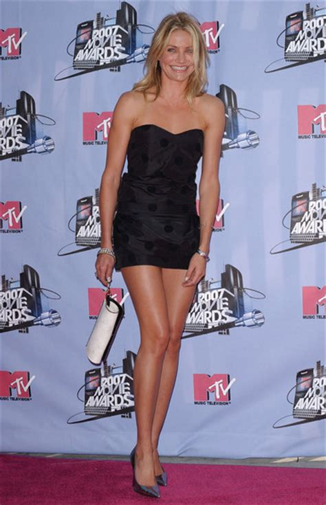 2007 Mtv Awards by Cameron Diaz Photos Photos 2007 Mtv Awards Zimbio