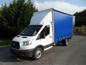 Ford Transit Vans For Sale New Curtainside Vans For Sale Uk The Discount Company