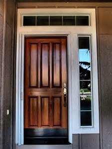 Front Door Screen Doors Retractable Front Door Screens The Screen Door