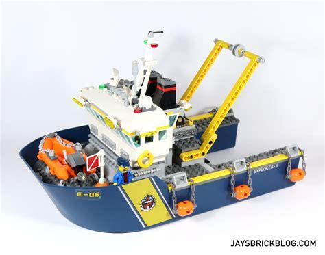 Lego Boat review lego 60095 sea exploration vessel