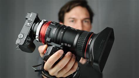 cineplex zoom canon 18 80mm t4 4 review testing canon s quot cine quot servo