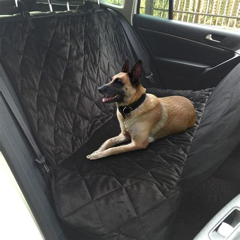 pet car seat hammock review of topist pet hammock a car seat cover the