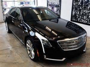 Cadillac Demographics 2017 Cadillac Ct6 Sedan On Checking Out Cadillac S