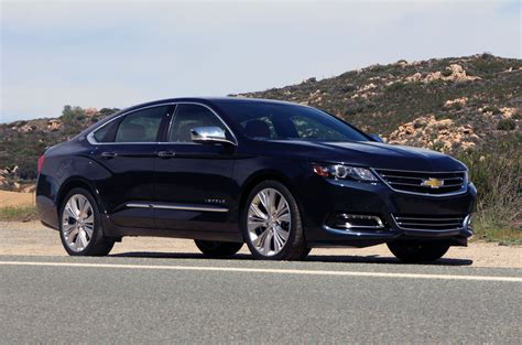 impala 2014 specs 2014 chevrolet impala pictures information and specs
