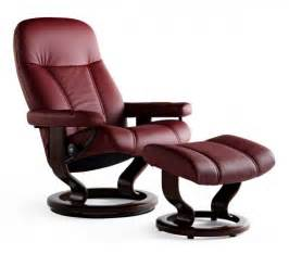 stressless consul classic recliner ottoman from 1 695