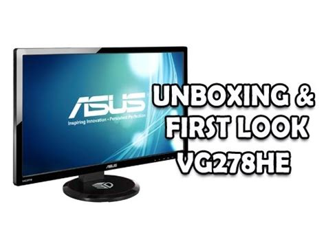 asus vg248qe 1ms gaming monitor after use review on asus vg278he 144hz 27 inch pc monitor overview