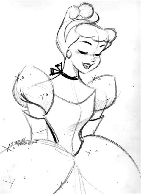 gallery gt cinderella drawings
