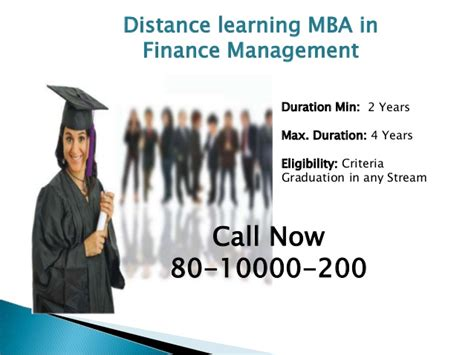 What Is Mba In Finance Management by 801 0000 200 Distance Learning Mba In Finance