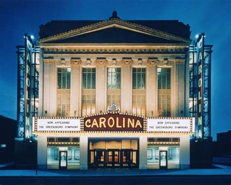 theater carolina summer show