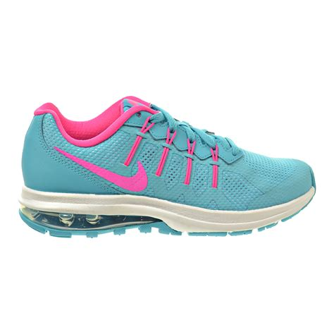 dynasty shoes nike air max dynasty gs big kid s shoes gamma blue pink