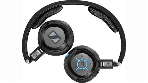 Headphone Bluetooth Sennheiser sennheiser mm 400 x bluetooth headphones review portable