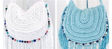 hippie knitting patterns tutorial gorgeous hippie style crochet bag knit