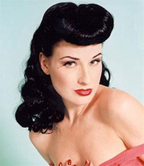 Pin Back Hairstyles by Hair Pinup Styles Hairstyle For