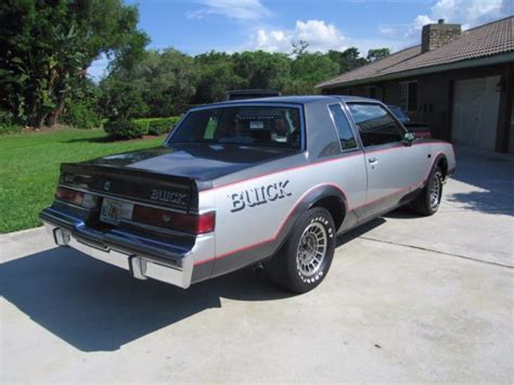 1982 buick grand national for sale 1982 buick grand national extremly only 212 made
