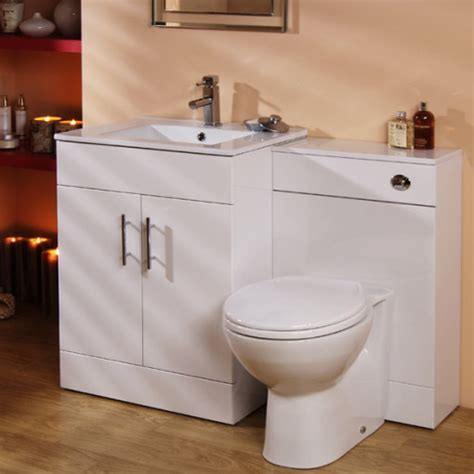 Aspen Bathroom Furniture Aspen 60cm Vanity Unit Wc