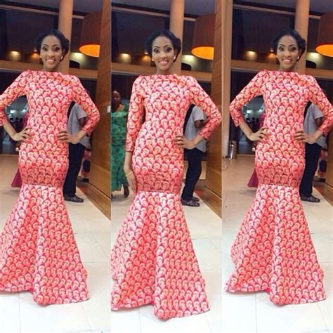 Hausa Latest Design On Gown With Picture | chidinma inspirations 20 beautiful ankara african prints