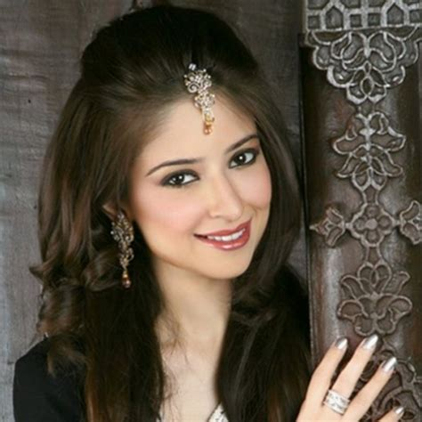 Simple Hairstyles For Party Frocks | pakistani wedding hairstyles for short hair top pakistan
