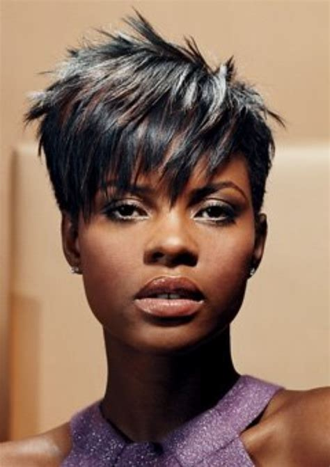 short haircuts black hair woman black short haircuts hairstyle for women girls a style