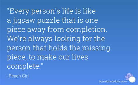 jigsaw puzzle quotes image quotes  hippoquotescom