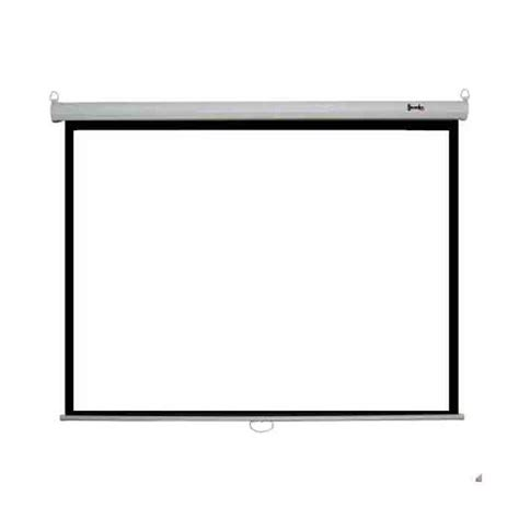 Screen Projector 120 Wall 120 x 120 wall or ceiling mounted manual pull projector screen 120 inch projection screen
