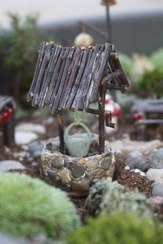 Miniature Gardening Com Cottages C 2 Miniature Gardening Com Cottages C 2 1000 ideas about fairy garden furniture on pinterest