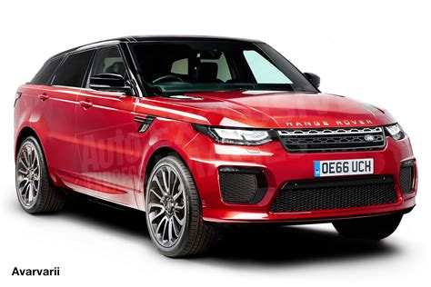 2018 new range rover new range rover coupe to gun for the bmw x6 in 2018 auto