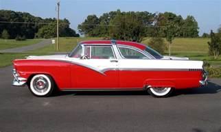 1956 Ford Crown 1956 Ford Crown Custom 2 Door Hardtop 44676
